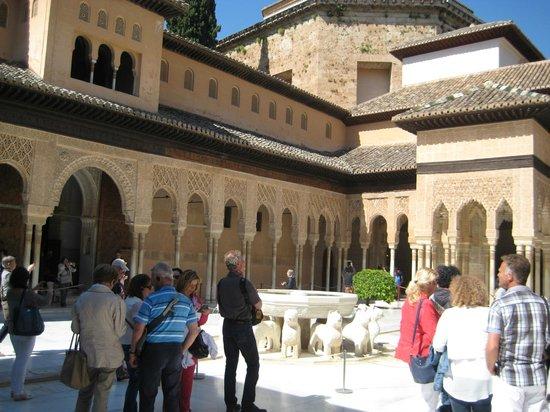 Granada a Pie: Visitando La Alhambra
