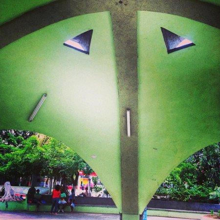 Parque  Bernabela Ramos: Parque Bernabela Ramos