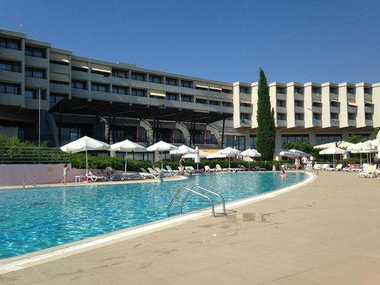 Island Hotel Istra : Pool area! Best pool!