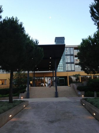 Island Hotel Istra : Front of the hotel!