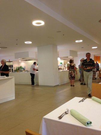 Island Hotel Istra : Buffet/Dining. Always plenty of tables!