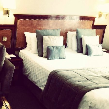 Grange City Hotel: Comfiest bed!