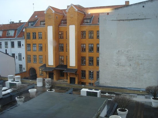 Generator Hostel Copenhagen : vista..
