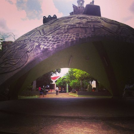 Parque  Bernabela Ramos: There's a lot of history in Parque Bernabela Ramos.