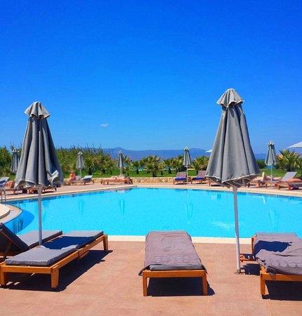 Sunprime Platanias Beach: One of three pools