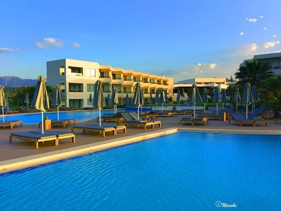 Sunprime Platanias Beach: Nice hotel
