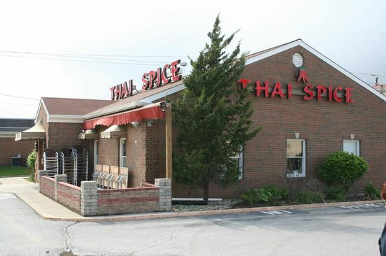 Thai Spice: Main Building