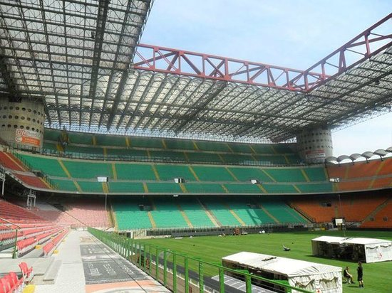 Stadio Giuseppe Meazza (San Siro) : Curva Nord.