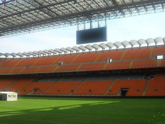 Stadio Giuseppe Meazza (San Siro) : Settore Arancio.
