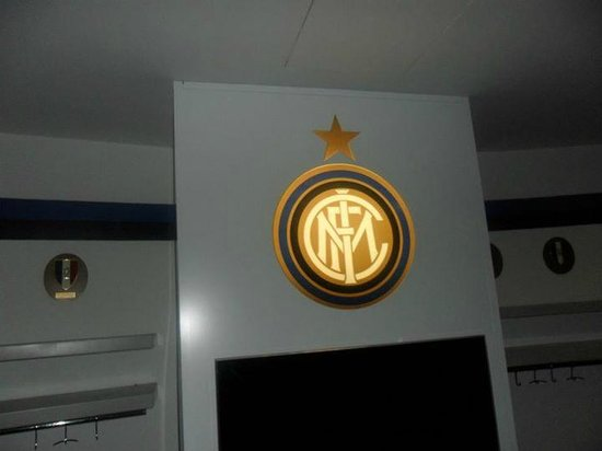 Stadio Giuseppe Meazza (San Siro) : Spogliatoi F.C.Internazionale Milano.