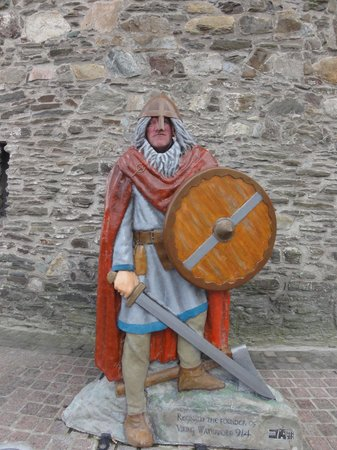 Reginald's Tower : Peter the Viking