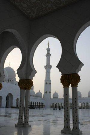 Scheich-Zayid-Moschee: Sheikh Zayed Grand Mosque