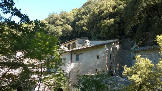 Country House Pro Vobis : Eremo delle carceri- Assisi
