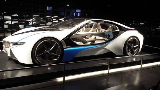 BMW Welt: cocept