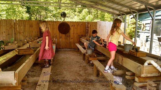 Elijah Mountain Gem Mine: Gem mine Fun