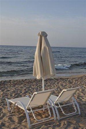 SunConnect Zorbas Village : plage