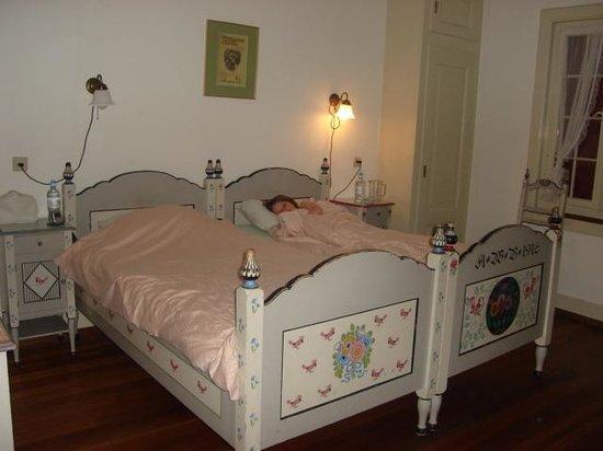 Jugendherberge Leissigen: Room 2