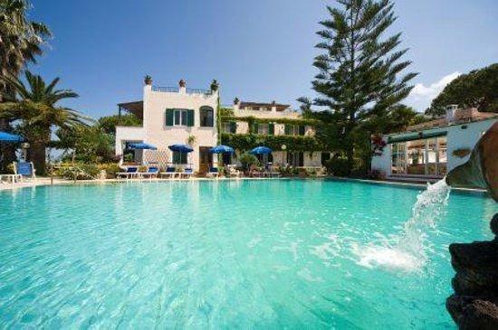 Hotel Villa Melodie: piscina scoperta