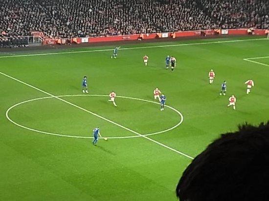 Emirates Stadium: ピッチ