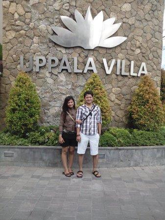 Uppala Villa Seminyak : Uppala villa