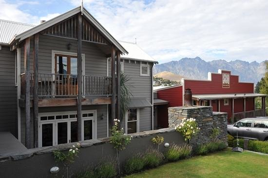 The Dairy Private Hotel: The Dairy Queenstown