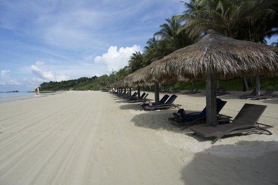 Club Med Bintan Island: The Beautiful Beach