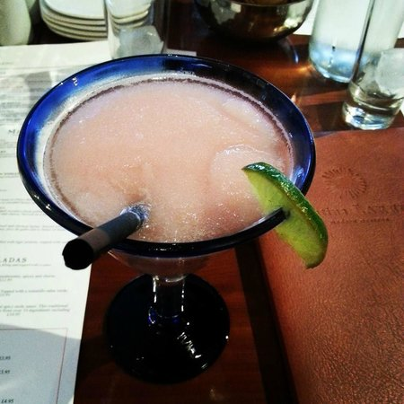 Cantina Laredo: My drink, delicious!