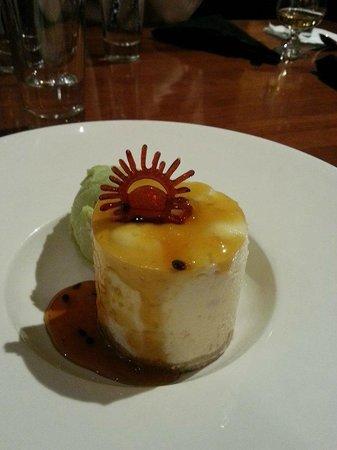 Cantina Laredo: My dessert