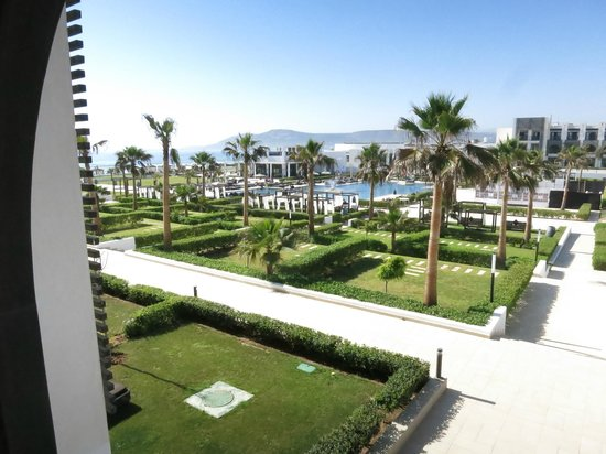Sofitel Agadir Thalassa Sea & Spa : The garden sea view