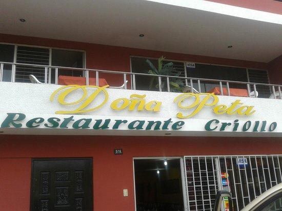 Doña Peta : FOTOS