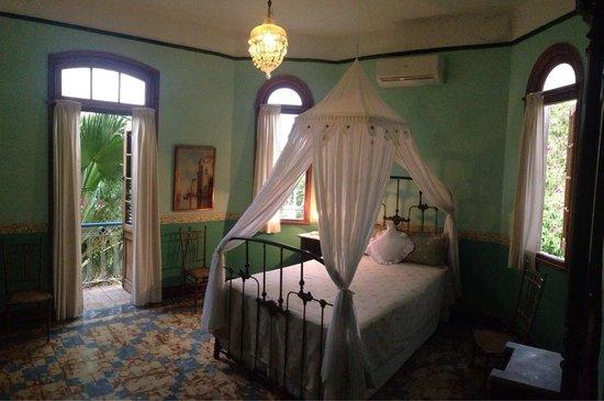 La Rosa de Ortega: Our room