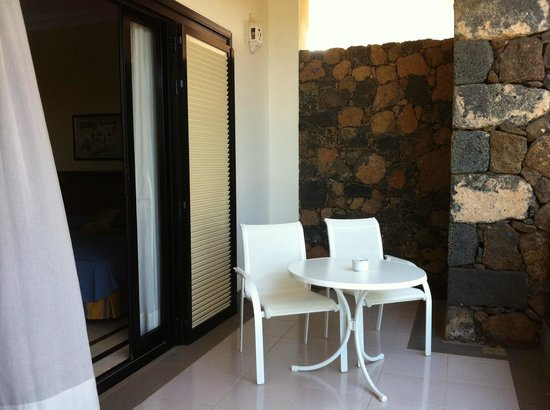 Hotel Villa Vik : Balkon