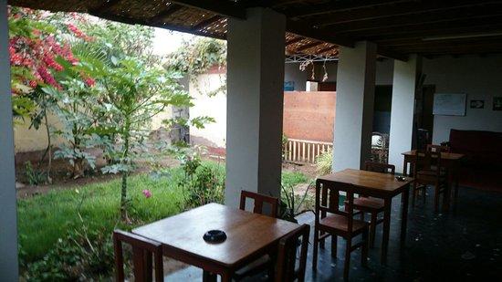 Hostal Posada Guadalupe: Jardin
