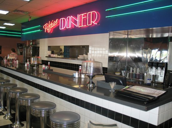 Photo of American Restaurant Fifties Diner at 363 Burnett Rd, Chicopee, MA 01020, United States