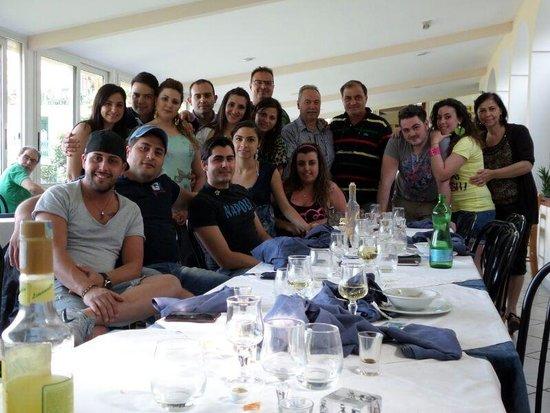 La Capannina: fantastico pranzo