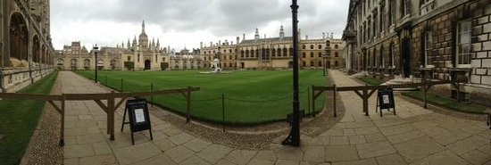 King's College : Kings College panorama