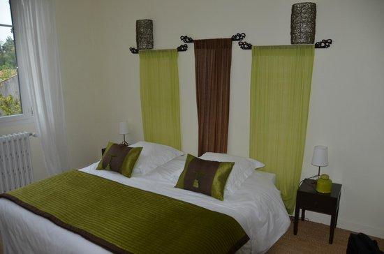 La Villa Camille: Peaceful room