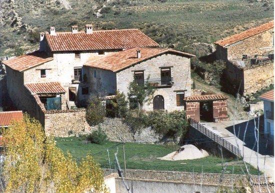 El Patio del Maestrazgo: La casa rural