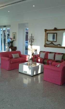 Hotel Corallo Sorrento: hall