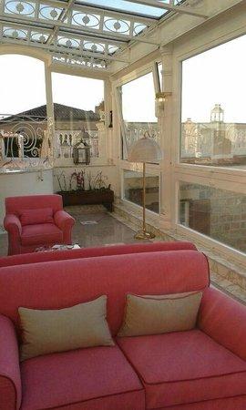 Hotel Corallo Sorrento: terrazza