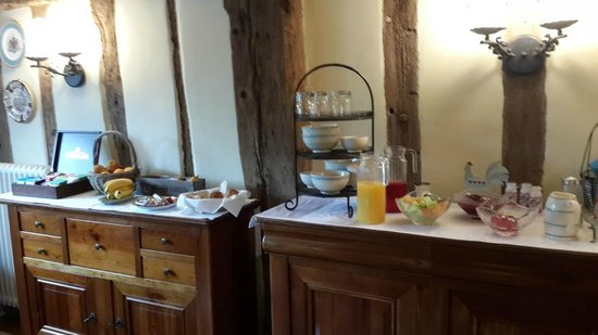 Bays Farm Country B&B and Kitchen: Home Made Breakfast