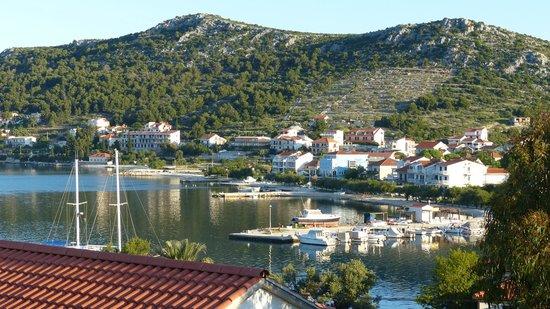 Villa Vrbat : View from balcony