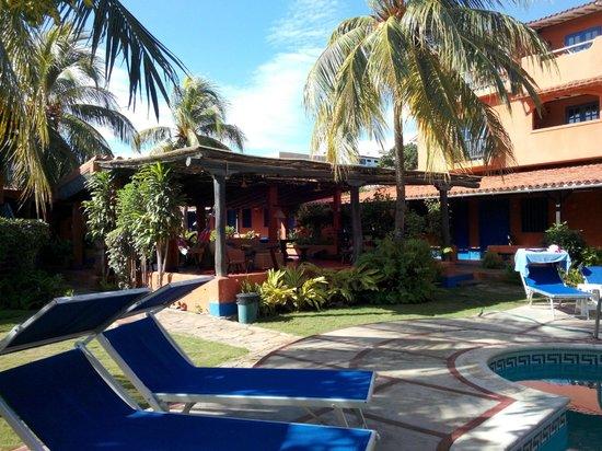 Costa Linda Beach: Áreas comunes