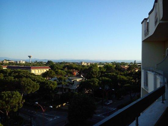 Schiller Hotel: Panorama
