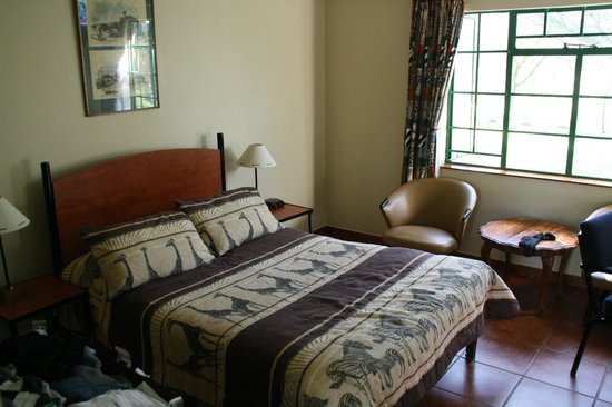 Palm Haven Guest House : Inside View of Bedroom