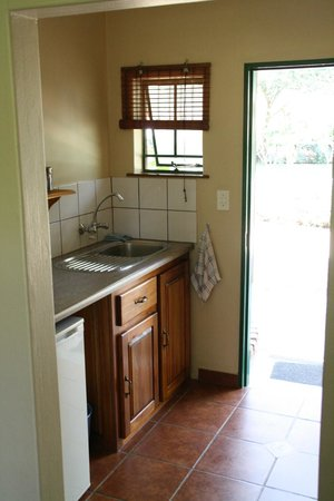 Palm Haven Guest House : Kitchenette