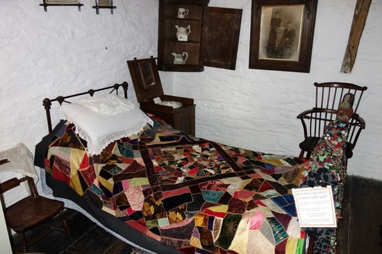 The Old Post Office: Bedroom