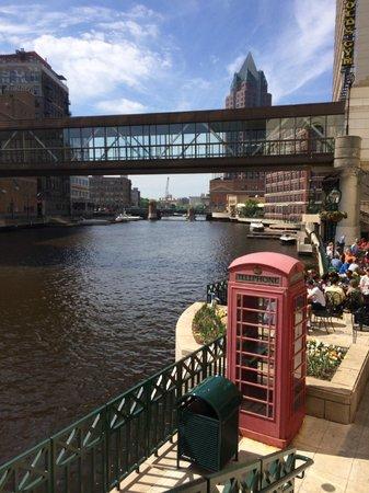 Milwaukee RiverWalk : Nice View