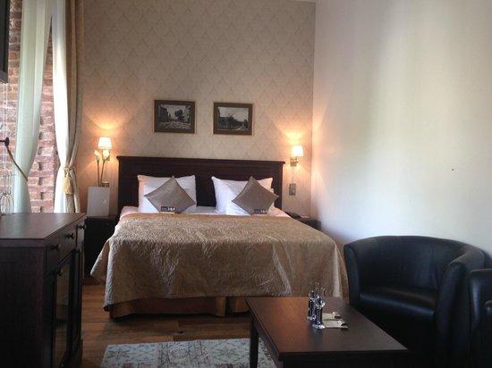 von Stackelberg Hotel Tallinn: camera de luxe