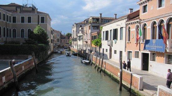 Hotel Tiziano: Quartiere di Dorsoduro